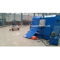 Quality Auto Single Unrolling Horizontal Coil Hydraulic Decoiler Machine With Pressing Arm for sale