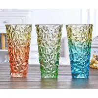 Decorative Flower Vase / Machine Press Modern Glass Vase / Wedding Vase Manufactures