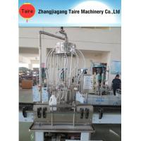 Small Capacity Automatic PET Bottle Drinking Water Filling Machinery Manufactures