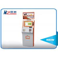 Coin counting touch screen kiosk  with cash acceptor all in one optional POS terminal Manufactures