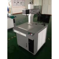 For Aluminium Brass Steel Engraving Fiber Laser Marking Machine 50W Manufactures