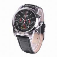 Sports Watch with Dial Black Case and Stainless Steel Material Manufactures