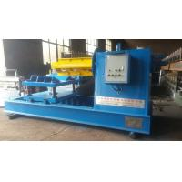 China Motorized Sheet Hydraulic Decoiler Machine , Steel Coil Uncoiler Machine With Expansion on sale