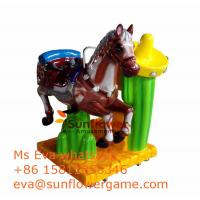 Buy cheap Best Arcade Game Machine Supplier Europe Coin Operated Pony Rides For Sale from wholesalers