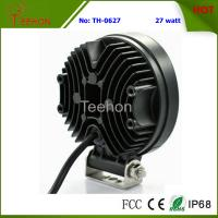 9V-60V DC 27W LED working lamp for heavy-duty truck and trailer Manufactures