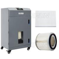 Dust Filtering Fume Extraction System with Digital Display , 110V / 220V Manufactures