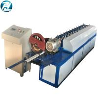 Galvanized Steel Shutter Door Roll Forming Machine Fully Automatic Control Manufactures