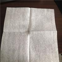 100% long-filament synthetic fiber, non-woven Industrial Cleaning M-3 Wipes Manufactures