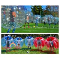 PVC Huge Clear Inflatable Bumper Ball Human Body Zorb Ball (CY-M2728) Manufactures