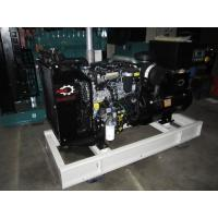 50 KW Diesel Generator Set With Perkins Engine 3 Phase 4 Pole 50Hz Manufactures