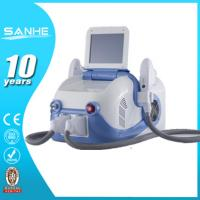 Newest technology hair removal ipl shr Manufactures