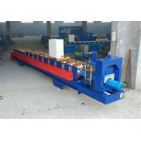 PLC Control Automatic Roll Former Machine With Hydraulic Bending Machine Manufactures