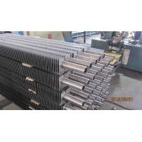 A192 SMLS H Bolier Square Heat Exchanger Fin Tube Of Waste Heat Recovery Unit Manufactures