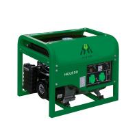 5KW / 5.5KW Power Portable Gasoline Generator , 50Hz Air Cooled Manufactures