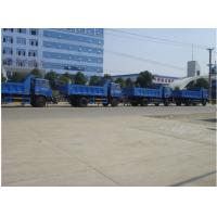 2017s high quality and best price dongfeng dump garbage truck, dongfeng 4*2 hot sale 8ton wastes collecting truck Manufactures