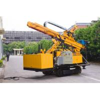 Full Hydraulic Water Well Drilling Equipment Soil Nail Drilling DTH Hammer Drill Manufactures
