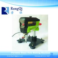 Buy cheap Manual Glass Drilling Machine /Glass Driller Bits from wholesalers
