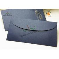 Recyclable Custom Printed Envelopes For Invitation Letter Card Foil Stamp