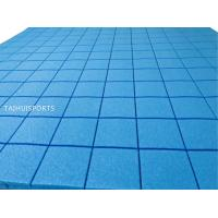 Foam Shock Absorption Pad Outdoor Shock Pad Artificial Grass Always Ready For Use Manufactures