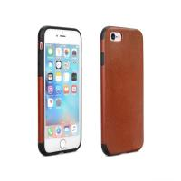 Crazy Horse Iphone 7 Back Cover , Full Protection Smartphone Back Cover Manufactures