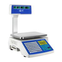Accurate Price Computing Label Printing Scale For Convenient Store Manufactures