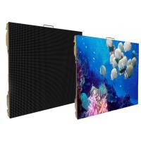 P6.25 Waterproof  External Led Screen Portable and Super Slim Cabinet Manufactures
