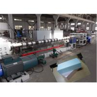 Double Stage XPS Foam Board Production Line Temperature Control System Manufactures