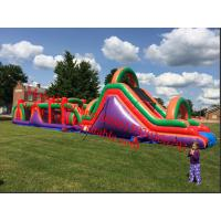 CE Approved inflatable obstacle course / inflatable maze game / inflatable maze for sale Manufactures