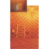 Buy cheap Noise Testing Air Conditioner Production Line Anechoic Chamber Rf Shielding Room from wholesalers