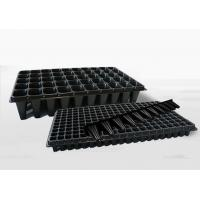 Farm equipment New material 58*24 Poly-styrene seed tray,PS planting seed tray,nursery seed starter cell trays wholesale Manufactures