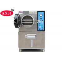 Small Pressure Cooker Test Chamber 100%RH Saturation Steam Humidity Manufactures