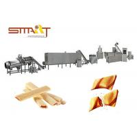 China Automatic Stainless Steel Food Processing Machine For Corn Puff Making on sale
