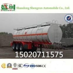 Hot Selling Shandong Shengrun Aluminium Alloy Liquid Tanker Manufactures
