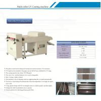 Multi Rollers Textures Hard Cover Album Making Machine UV Lamination Machine Manufactures