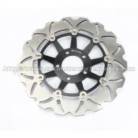 Motorcycle Brake Disc Rotors Suzuki GSF BANDIT 1200 GS 500 F Aluminum Alloy Manufactures