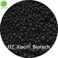 Humic Acid shiny ball granule fertilizer Manufactures