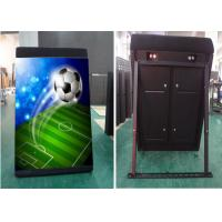 Full Color HD P8 Stadium LED Display Soft Mask Anti Collision With High  Brightness Manufactures