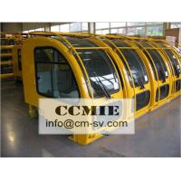 XCMG truck crane parts Driving Cab could change the material
