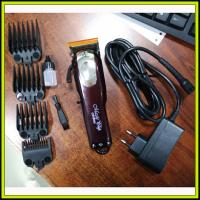 PF-805 Cordless Barber Hair Clipper Professional 2200mah li-ion battery Hair Trimmer Manufactures