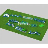 Commercial Grade Inflatable Sport Games For Amusement Park CE Certification Manufactures