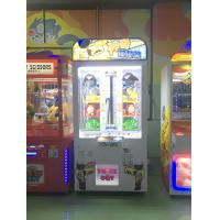 Quality Atttractive Crane grabber Machine / Toy Vending Machine with 1 year Warranty for sale
