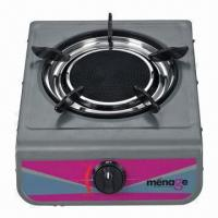 Single Burner Powder Coated Gas/Table Stove with Electronic Ignition Manufactures