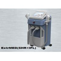 China 10Hz SHR Alexandrite Laser Hair Removal Machine for Facial / Body / Leg on sale