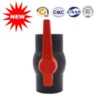 Buy cheap Big PVC Ball Valve Water Supply Fittings Plastic Valve For Water System from wholesalers