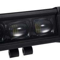 8D CREE Single Row LED Straight Light Bar For Offroad Tractor 4wd 4X4 Truck ATV Manufactures