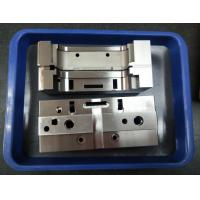 Customized EDM Spare Parts / Machining Caride Parts Of Sliders For Injection Mold Manufactures