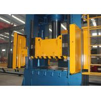 Automatic Heavy Duty Hydraulic Press Machine Table Size 1100*1100 Shape Stability Manufactures