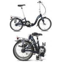 New Type Aluminum Back Rack Folding Bicycle Manufactures