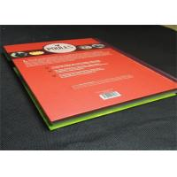 Casebond Hardcover Book Printing Services PMS Color For Entertainment , printing art books Manufactures
