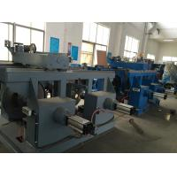 1.7mm-4.2mm Wire Take Up Machine , 500kg Capacity Automatic Double Spooler Manufactures
